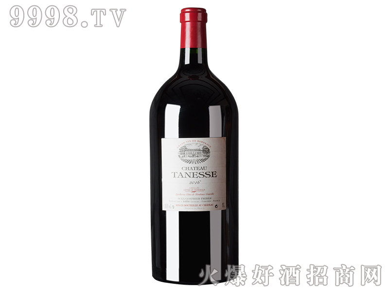 泰尼斯庄园波尔多红葡萄酒5L