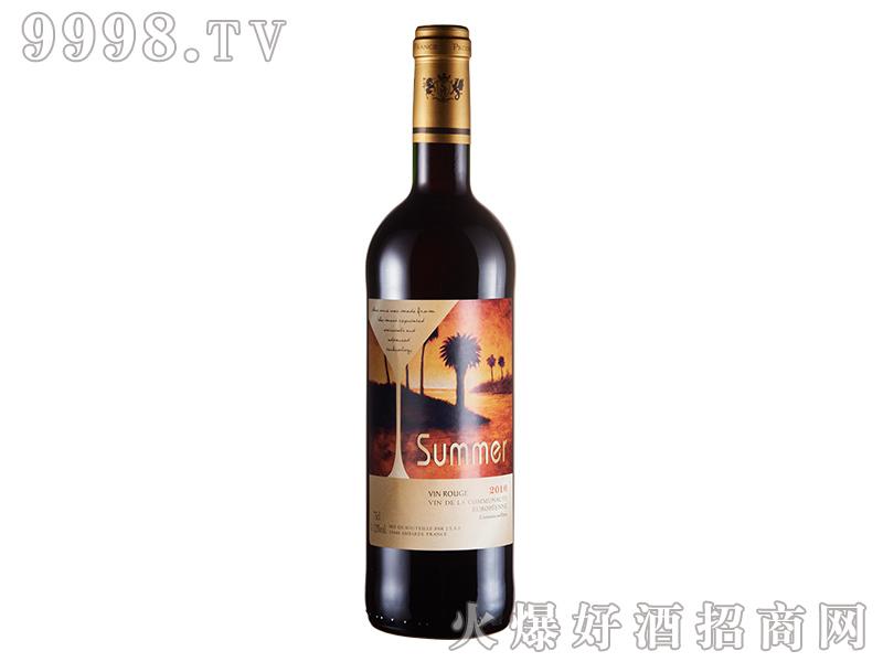 夏蜜尔干红葡萄酒