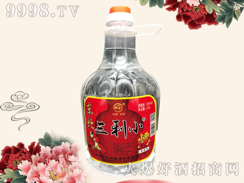 三利小烧苞米酒50度2.5L