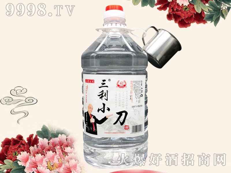 三利小刀酒4L