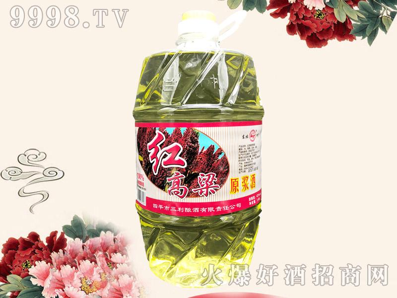 三利红高粱原浆酒3.65L