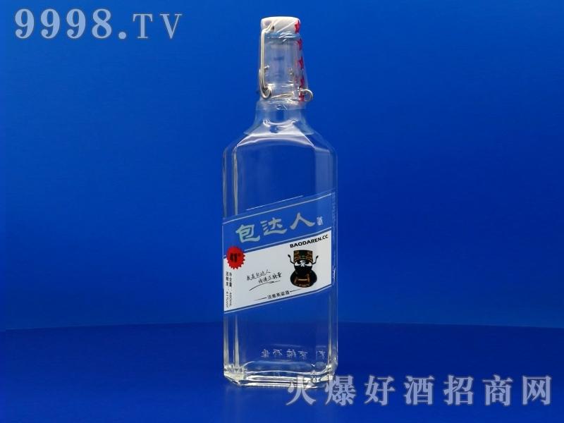 包达人480ml-白酒招商信息