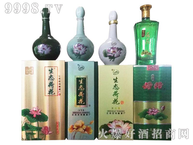 生态荷花酒