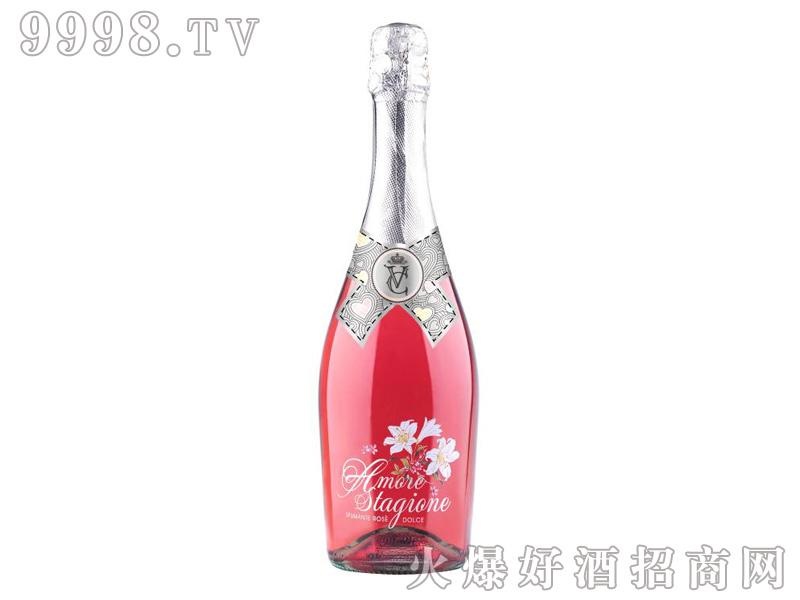 桃红起泡葡萄酒