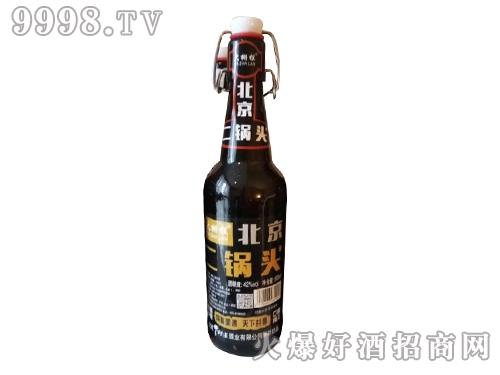 大栅栏北京二锅头酒黑瓶