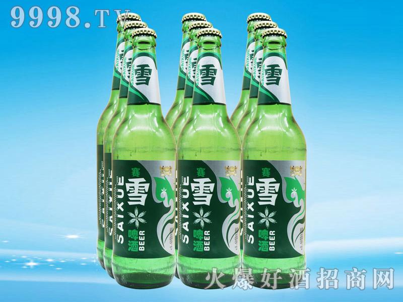 赛雪精品啤酒8°580ml×9瓶