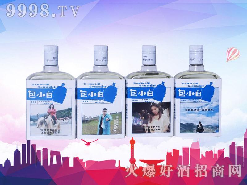 包小白健康小酒42°52°300ml(组合)
