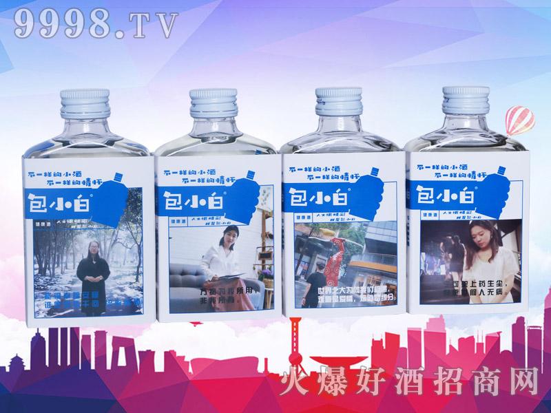 包小白健康小酒42°52°100ml(组合)
