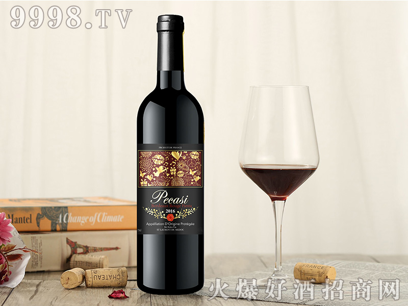 佩威斯-盛宴波尔多干红葡萄酒2