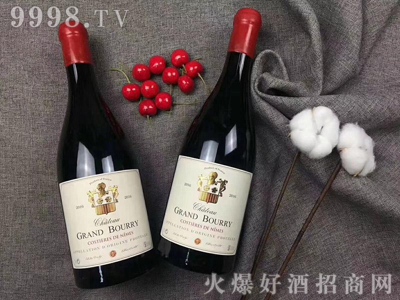 宝丽古堡干红葡萄酒