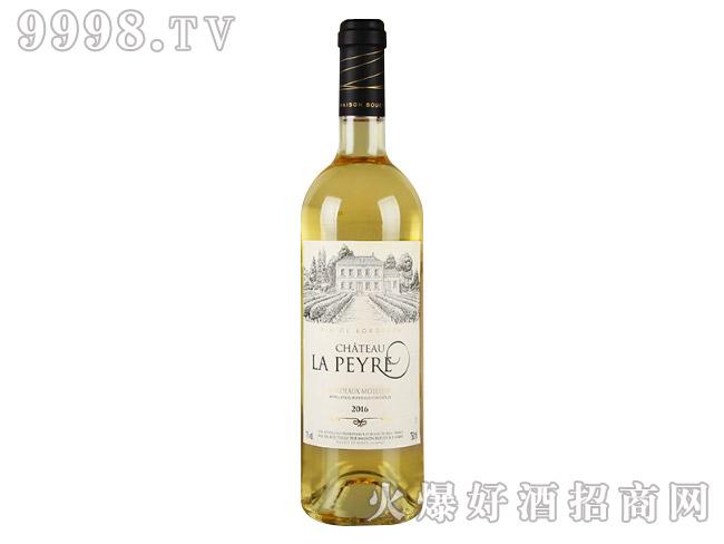 11°法国佩雷城堡白葡萄酒750ml
