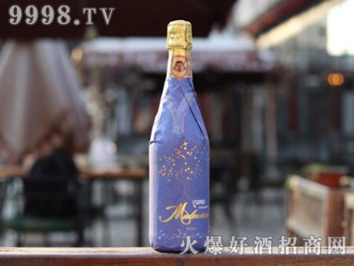 7°意大利万多金牌美莎甜白起泡葡萄酒