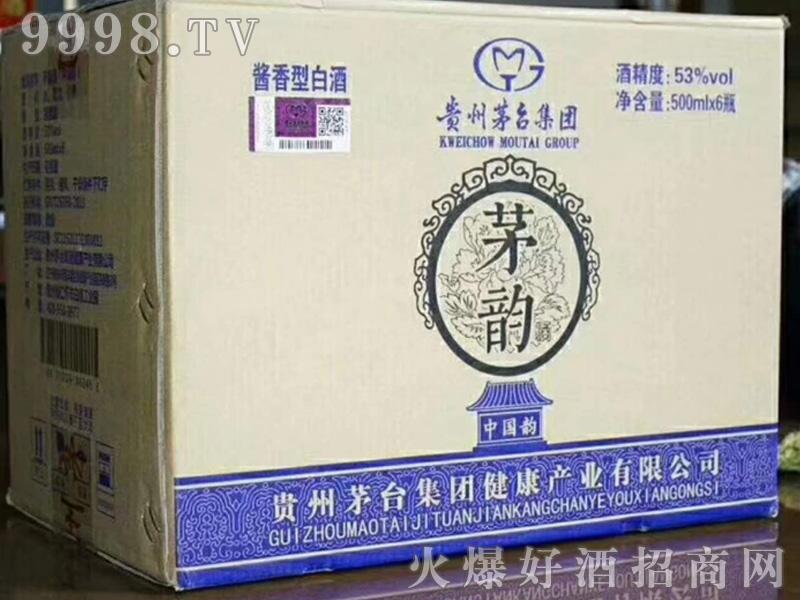 茅韵酒箱装-白酒招商信息