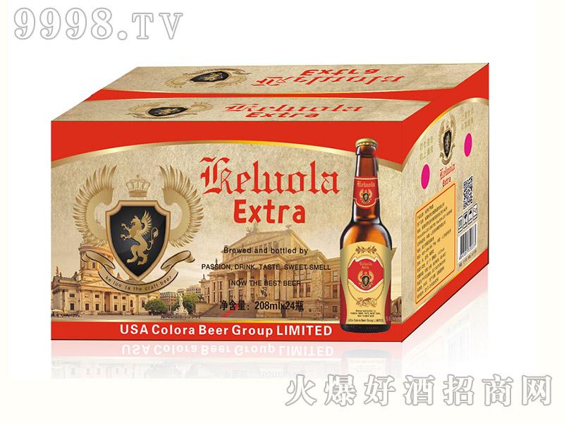 美国科罗拉啤酒208mlx24瓶