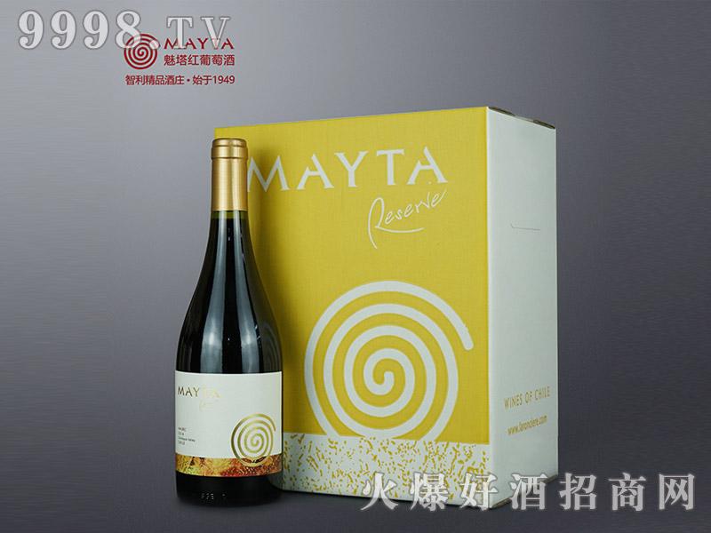 魅塔珍藏马尔贝克红葡萄酒750ml