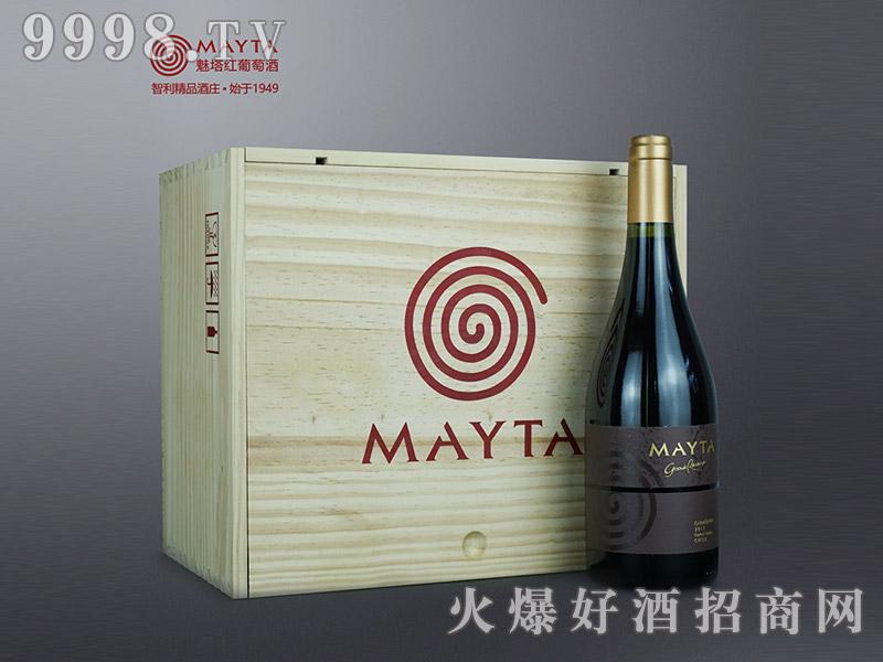 魅塔特藏佳美娜红葡萄酒750ml