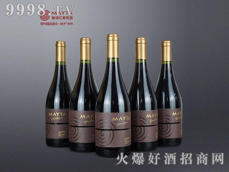 魅塔特藏佳美娜红葡萄酒2017