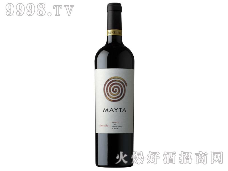 魅塔精选梅洛红葡萄酒