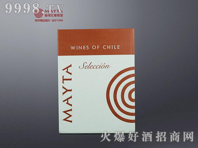 魅塔精选赤霞珠红葡萄酒(箱)