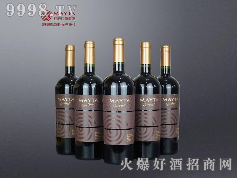 魅塔特藏赤霞珠红葡萄酒2016