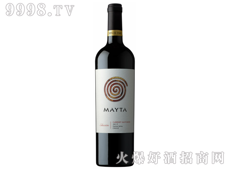 魅塔精选赤霞珠红葡萄酒