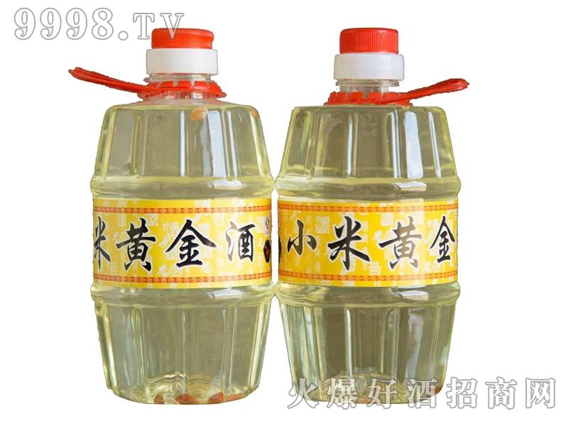 杏旺泉小米黄金酒