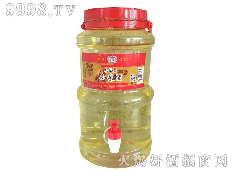 杏旺泉小米酒-
