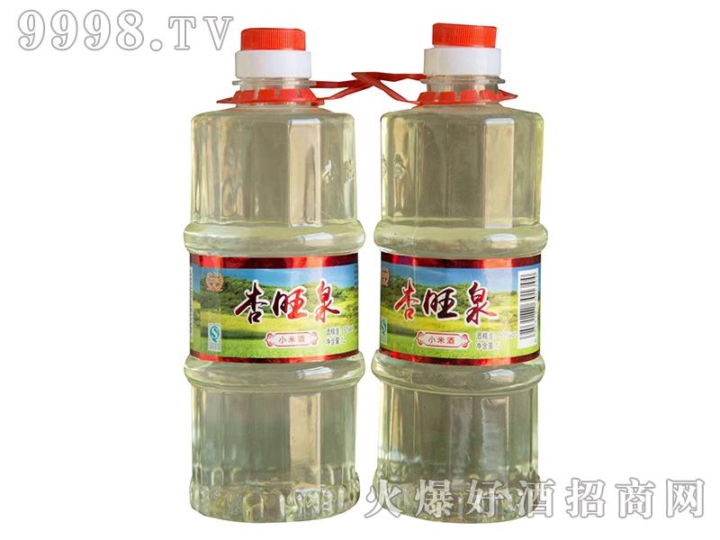 杏旺泉小米酒50°1L