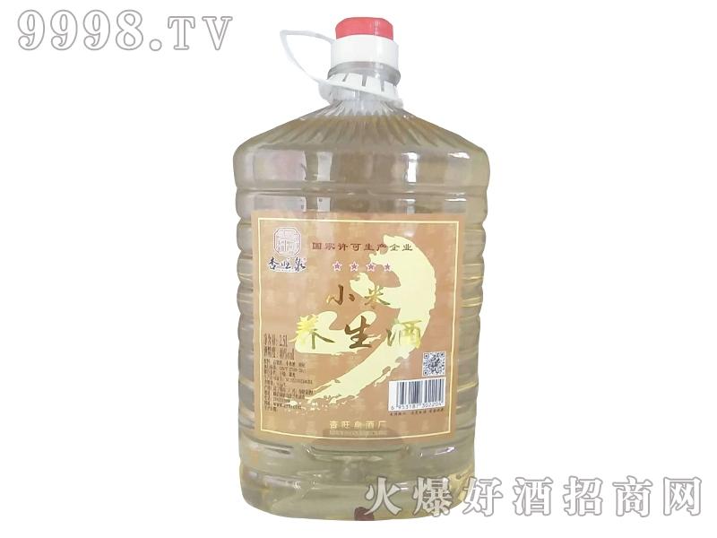 杏旺泉小米养生酒2