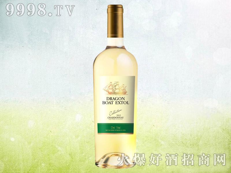 龙船颂霞多丽干白葡萄酒