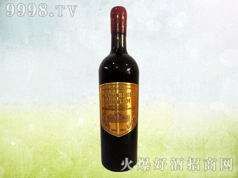 拉图佩雷城堡・慕隆干红葡萄酒