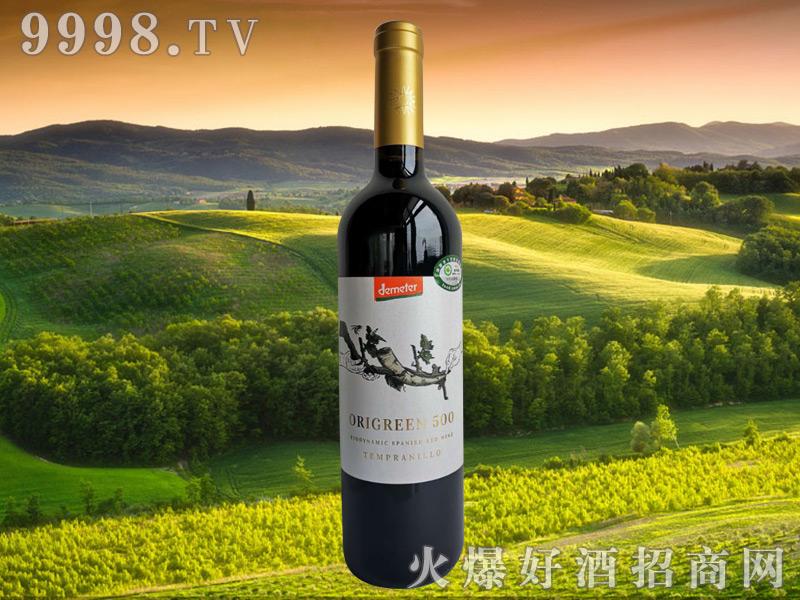 奥利金500生物动力有机干红葡萄酒