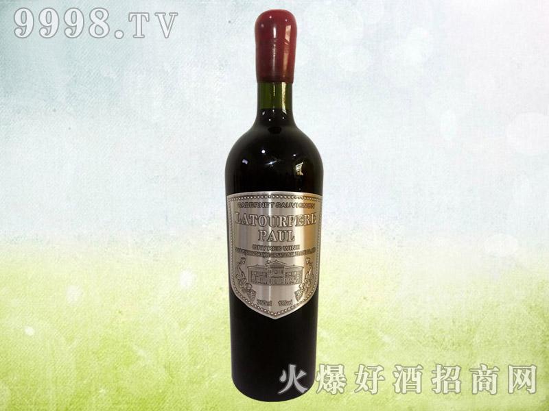 拉图佩雷城堡・保罗干红葡萄酒