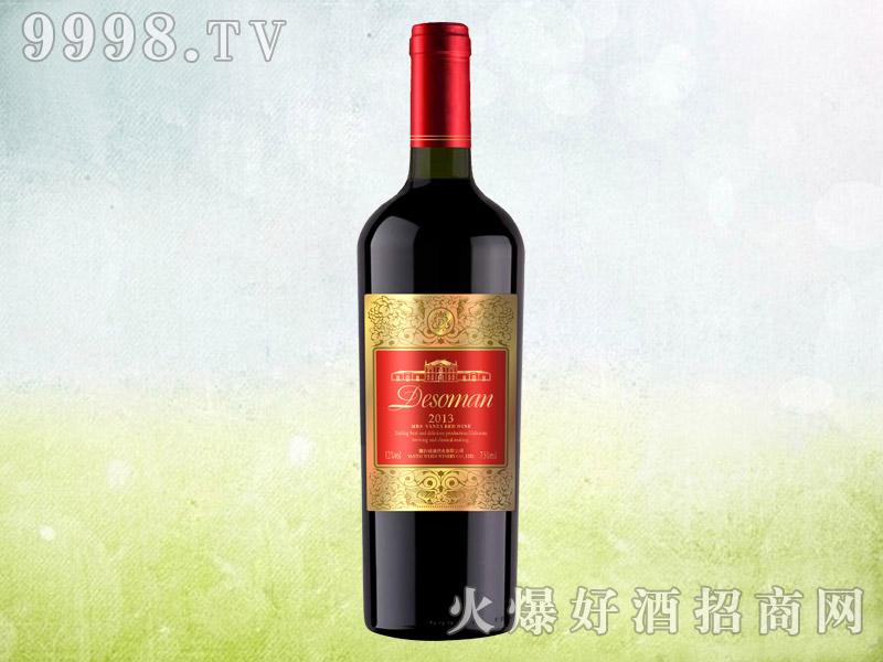 德索曼皇爵夫人干红葡萄酒