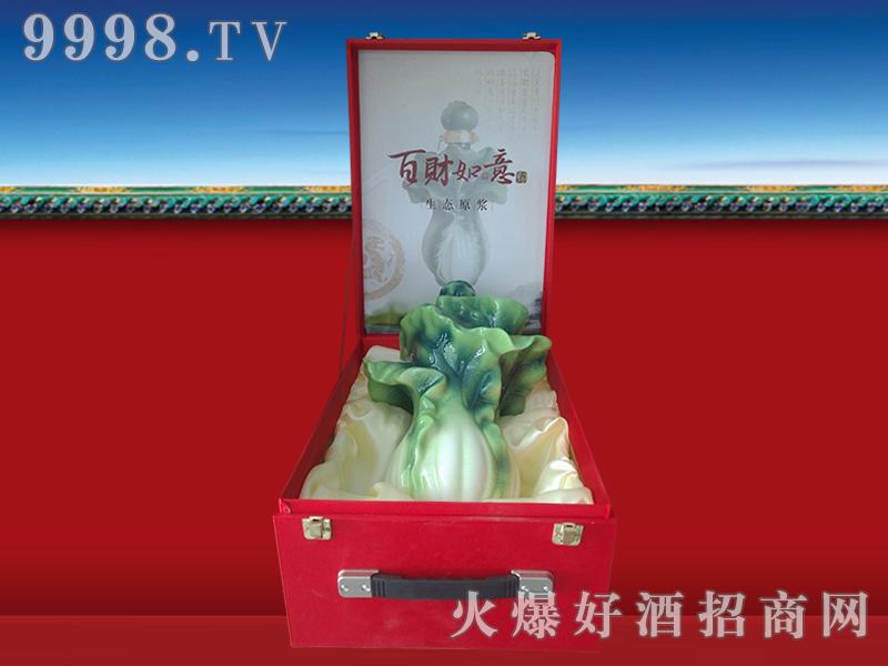 老烧坊-玉白菜酒