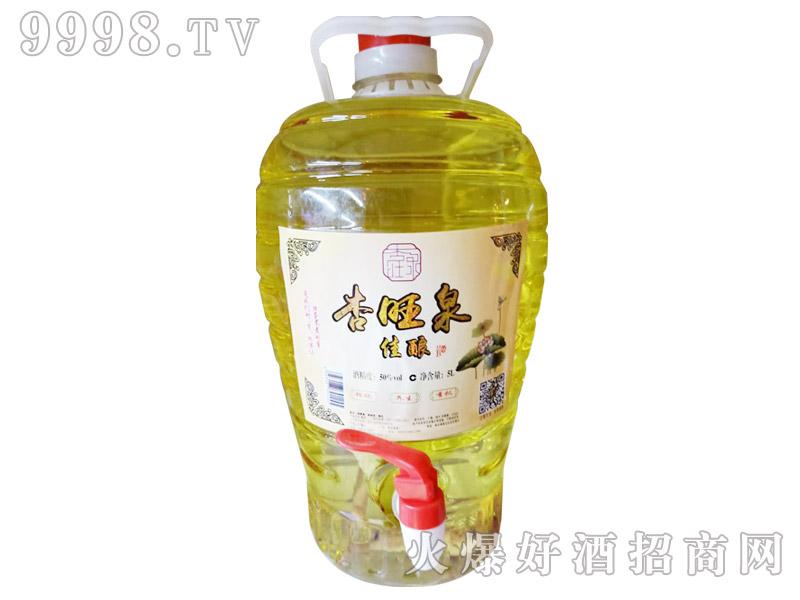 杏旺泉佳酿酒50°5L