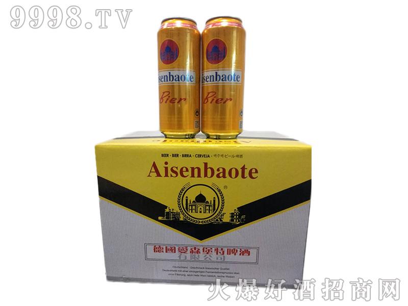 爱森堡特500ml黄啤规格(1X12)-啤酒招商信息