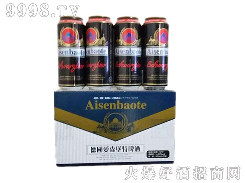爱森堡特500ml黑啤规格(1X12)-啤酒招商信息