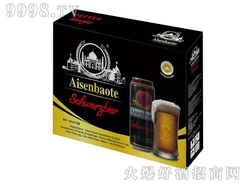 爱森堡特500ml(1X10)黑啤礼盒-啤酒招商信息