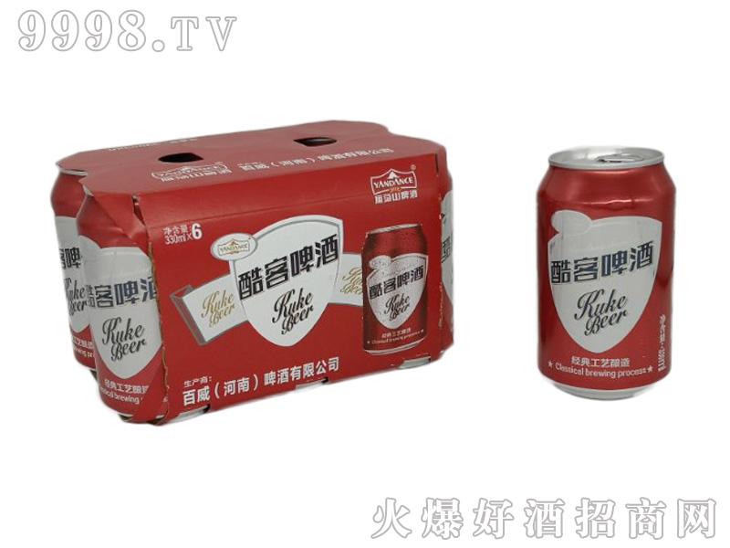 雁荡山酷客啤酒330mlx6罐