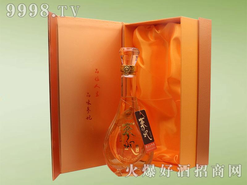 松北�Q妃人参酒礼盒-保健酒招商信息