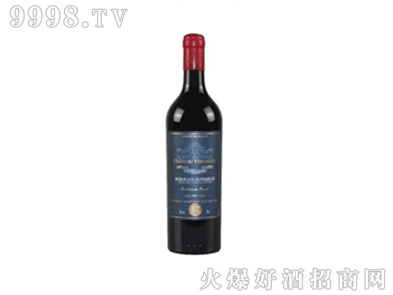 嘉文城堡超级波尔多干红葡萄酒-红酒招商信息