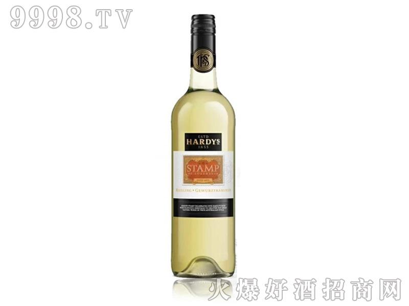 夏迪邮票雷司令琼瑶浆干白葡萄酒-红酒招商信息