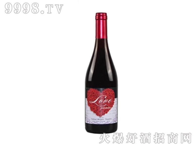 爱情藤干红葡萄酒