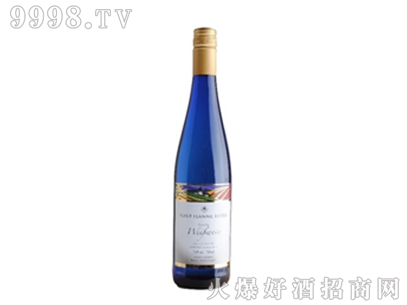 蓝焰之星半甜白葡萄酒