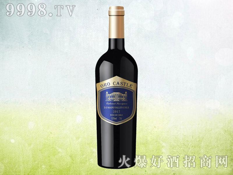 欧洛城堡赤霞珠干红葡萄酒750ml