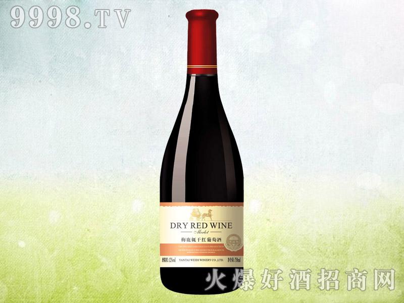 鹿梅辄干红葡萄酒