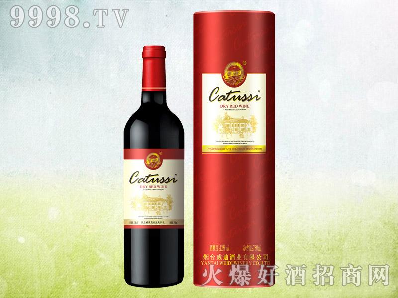 凯图斯赤霞珠干红葡萄酒