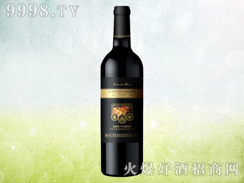 10年窖藏品丽珠干红葡萄酒