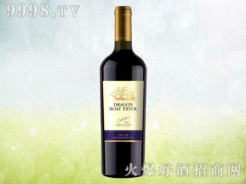 龙船颂干白葡萄酒